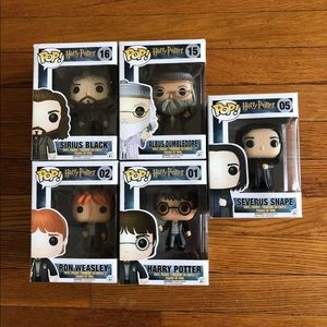 Other - POP FUNKO HARRY POTTER BUNDLE
